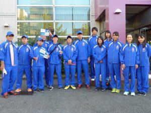第72回国民体育大会福島県選手団