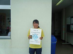 第71回福島県総合体育大会テニス競技一般女子シングルス優勝