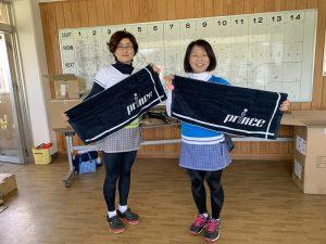 Princeレディーステニストーナメント2019ベストドレッサー賞