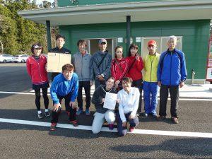 第40回福島県都市対抗テニス大会結果優勝郡山市