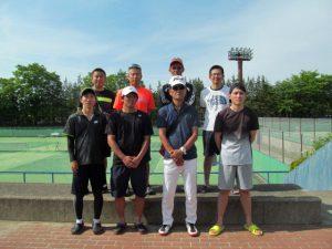 第41回福島県実業団対抗テニス大会準4位