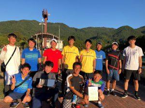 第63回福島県クラブ対抗テニス大会優勝クラブ